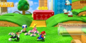 Podcast 106 : actu, Super Mario 3D World